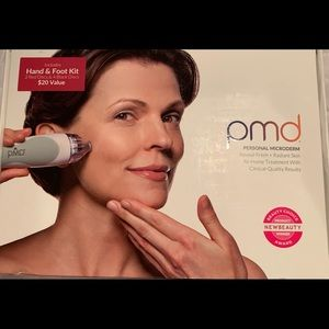 pmd Other - PMD personal Microderm and hand and foot kit